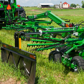 Quickly and easily adjust rear swath curtain
