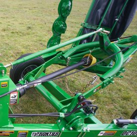 DC1000 Series Disc Mower Caddy 3-point hitch