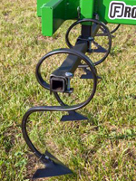S-tines for uniform tillage depth