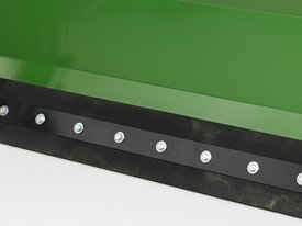 203-mm (8-in.) rubber cutting edge