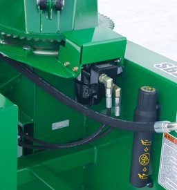 Electrically controlled hydraulic motor