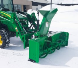 SB21 Series Snowblowers - New Snow Removal Equipment