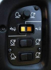 Multi-mode throttle control