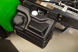 Gas fuel tank
