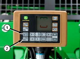 854 Silage Special monitor-controller