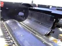 Poly auger pan