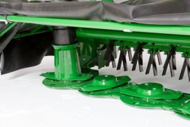 388 Twin Rear-Mounted Mower-Conditioner