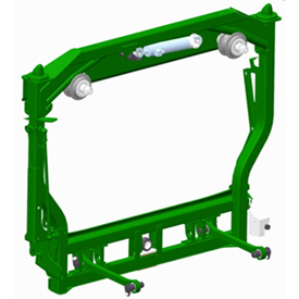Header mount