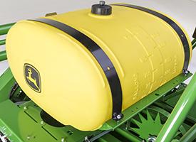 Preservative tank