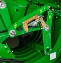 Stuffer system mechanical lockout lever