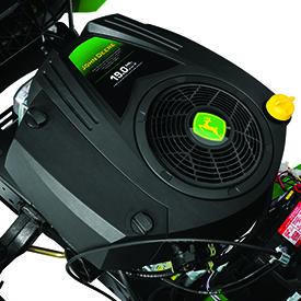 19-hp (14-kW) engine