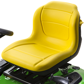 Comfort Plus lumbar seat