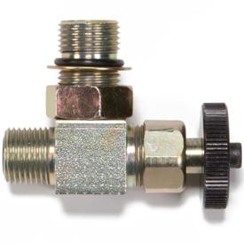 Cylinder lockout valve