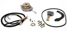 20-amp auxiliary alternator