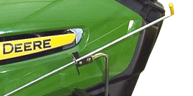 X350. Manual Angling Kit Control End. John Deere. John Deere G100 Plow Parts Diagram At Scoala.co