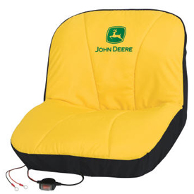 Heated seat cover, medium