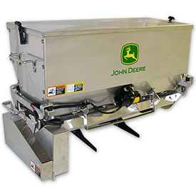 5-cu ft (142-L) Click-N-Go Drop Spreader