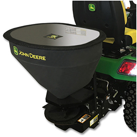 3-cu ft (85-L) Broadcast Salt Spreader