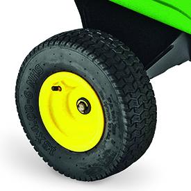 7P Utility Cart wheel