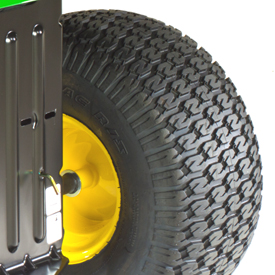 Turf Trac tire tread