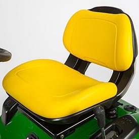 Open-back seat