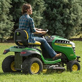 S240 Sport Tractor