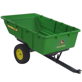 7P Poly Utility Cart
