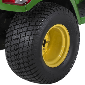 26x12.00-12 turf tire shown