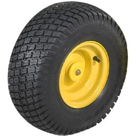 18x7.00-8, 4 PR turf tire shown (AWS tractors)