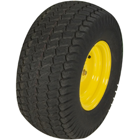 18x8.50-8, 4 PR turf tire shown (2WS tractors)