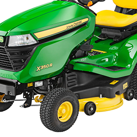 X350R 42-in. (107-cm) Mower Deck