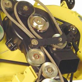 42 In Turbostar Mower Deck Cuts Clean