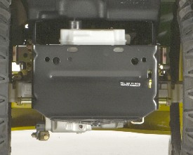 Rear weight bracket/hitch
