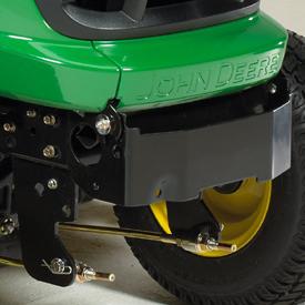 Standard front bumper