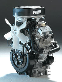 22-hp (16.4 kW) engine