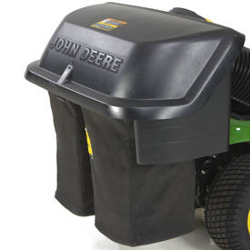 7-bu, two-bag Power Flow hopper