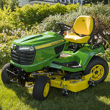 Riding Lawn Mower | X730 | John Deere US