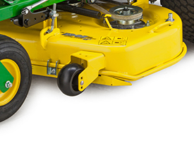 48-in. (122-cm) HC Mower Deck shown on a Z540R