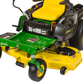 Z525E ZTrak™ with Accel Deep Mower
