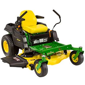 Z535M ZTrak™ with Accel Deep 48A Mower