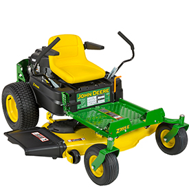 Z355E ZTrak™ with Accel Deep Mower