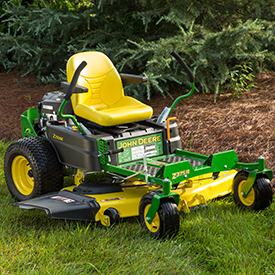 Z375R ZTrak™ with Accel Deep Mower