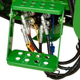 2-function hoses and couplers