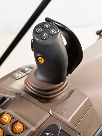 Electronic loader joystick