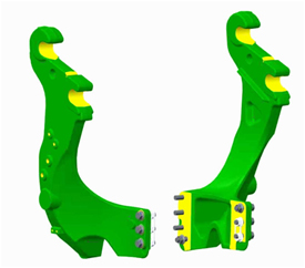 R-Series mounting frame