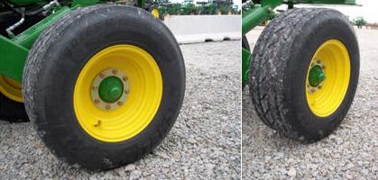 Michelin 340/65R18 tires