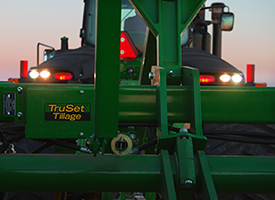 TruSet on the 2730 Combination Ripper