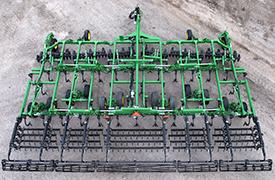 Five-section configuration