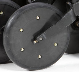 5-cm x 33-cm (2-in. x 13-in.) press wheel