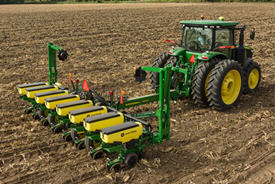 Planting Equipment 1765nt Planter John Deere Us